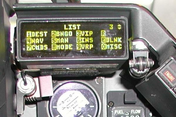 DED List page (www.xflight.de)